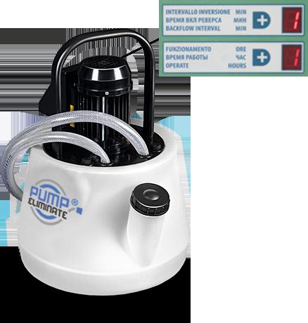 Циркуляционный насос для промывки теплообменников Pump Eliminate 230 v4v Новосибирск Уплотнения теплообменника SWEP (Росвеп) GC-8P Таганрог
