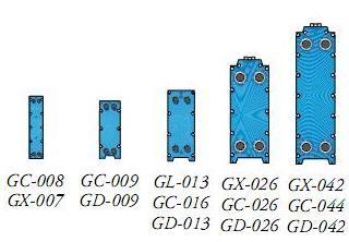 Уплотнения теплообменника Tranter GC-016 PI Электросталь Разборный пластинчатый теплообменник Теплотекс 100D Черкесск
